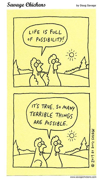 Optimist vs Pessimist