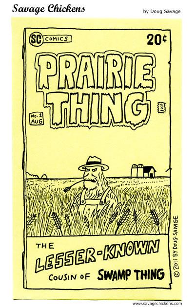 Prairie Thing