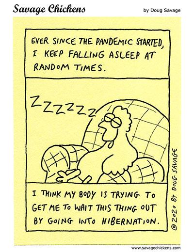 Random Naps