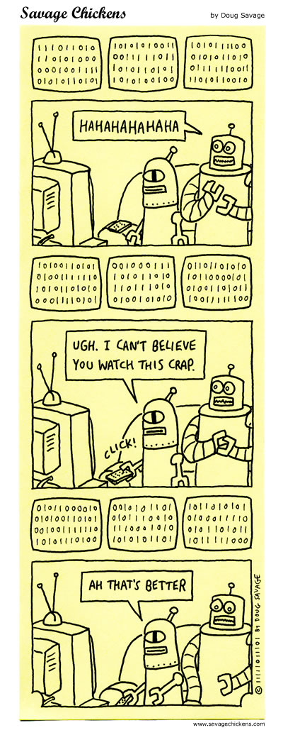 Robot Television