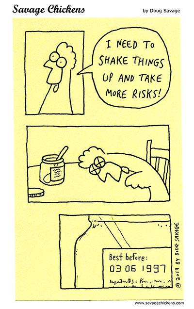 More Risks