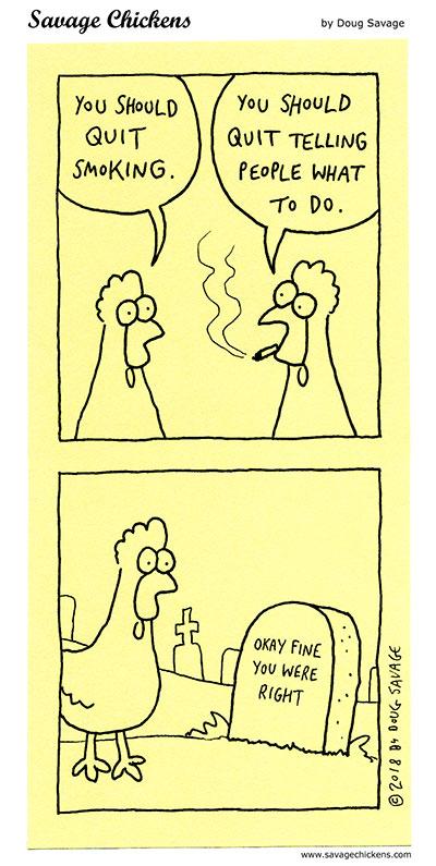You Should Quit