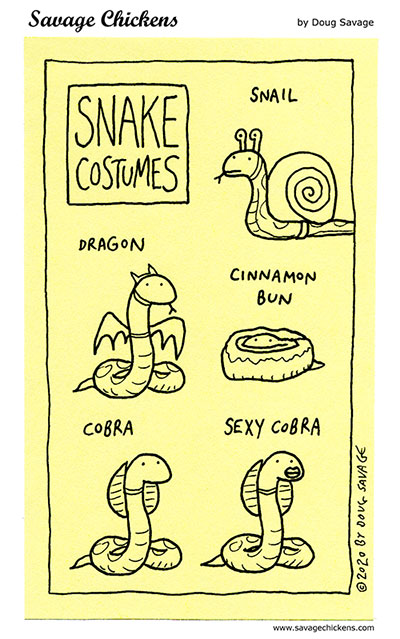 Snake Costumes