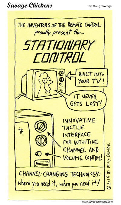 Stationary Control