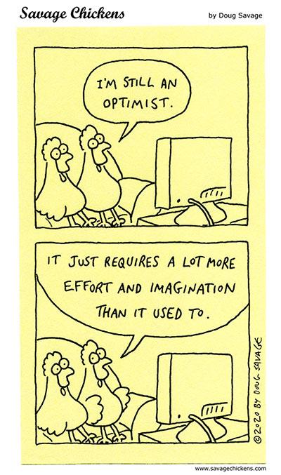 Still An Optimist