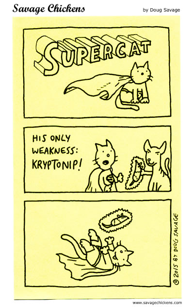Supercat Returns