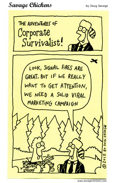 Corporate Survivalist 6