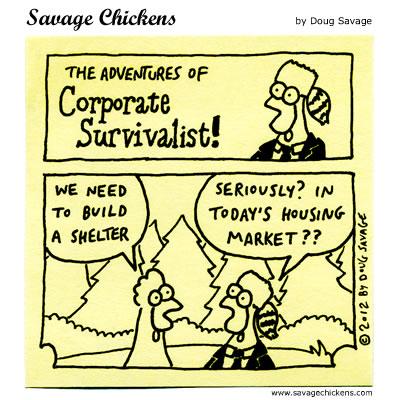 Corporate Survivalist 8