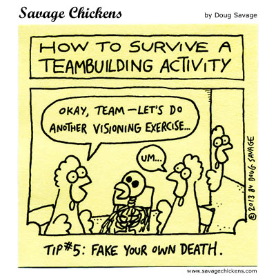 Teambuilding Tip 5