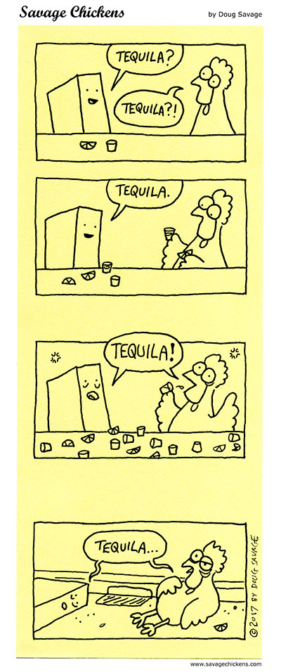 Tequila Story