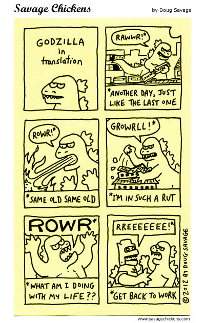 Godzilla in Translation 2