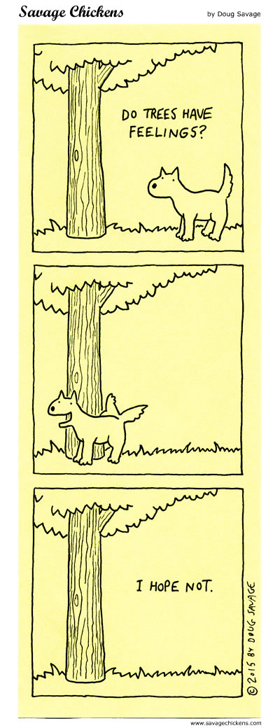 Tree Feelings
