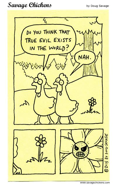 True Evil
