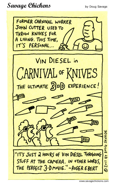 Carnival of Knives