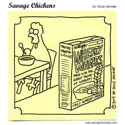 Wheaty Wheats