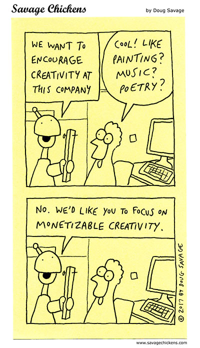 Creativity in the Workplace