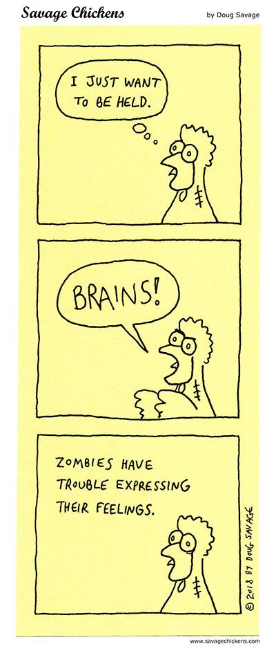 That Zombie Feeling