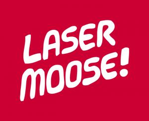 Laser Moose!